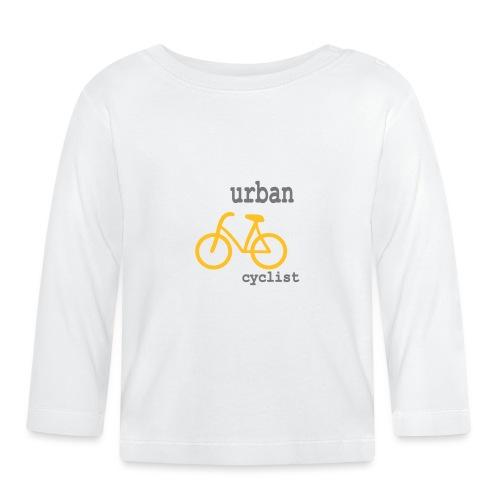 Urban Cyclist - Baby Langarmshirt
