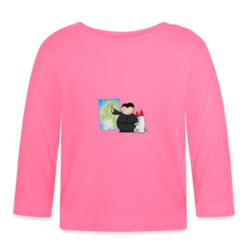 Happy Dictator. - Camiseta manga larga bebé