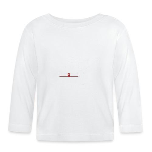 1400x1400 white - Baby Langarmshirt