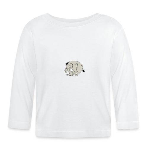 Blygofant - Långärmad T-shirt baby