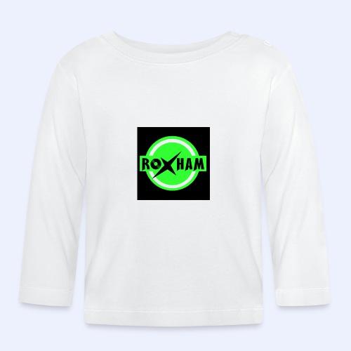 RoxHam-Button-2019 - Baby Langarmshirt