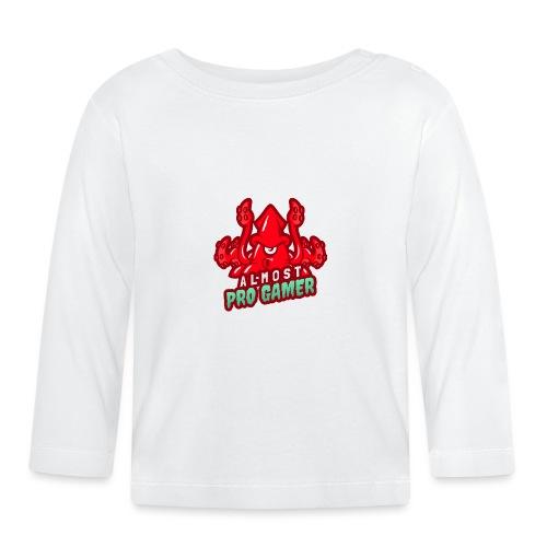 Almost pro gamer RED - Maglietta a manica lunga per bambini