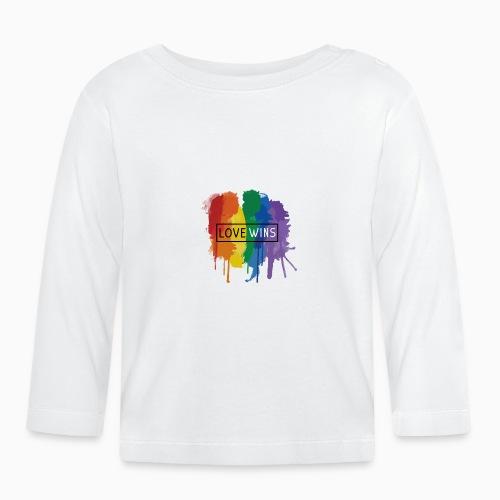 Love Wins - Baby Long Sleeve T-Shirt