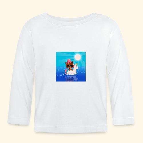 Summer Vibes - Baby Long Sleeve T-Shirt