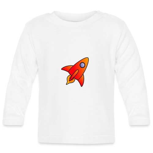 Red Rocket - Baby Long Sleeve T-Shirt
