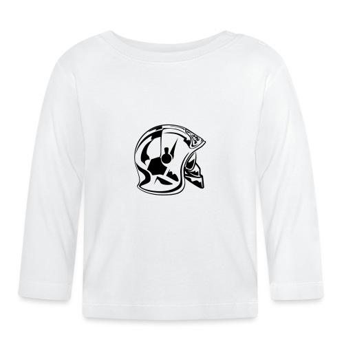 casque_2016 - T-shirt manches longues Bébé