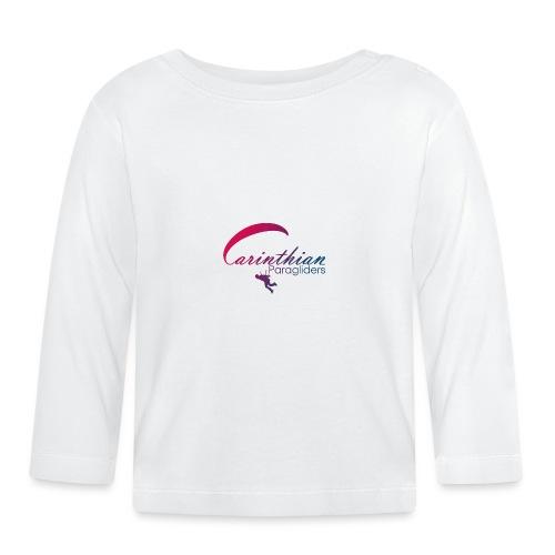 Carinthian Paragliders Logo 2019 - Baby Langarmshirt