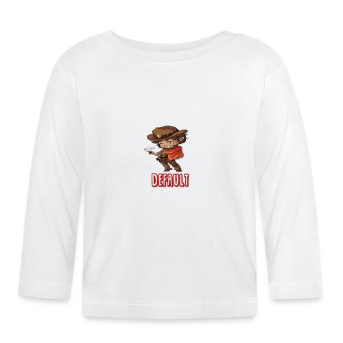 DeF Clan logo - Langarmet baby-T-skjorte