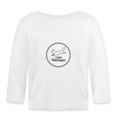 pilvimarjanlogovalk - Vauvan pitkähihainen paita