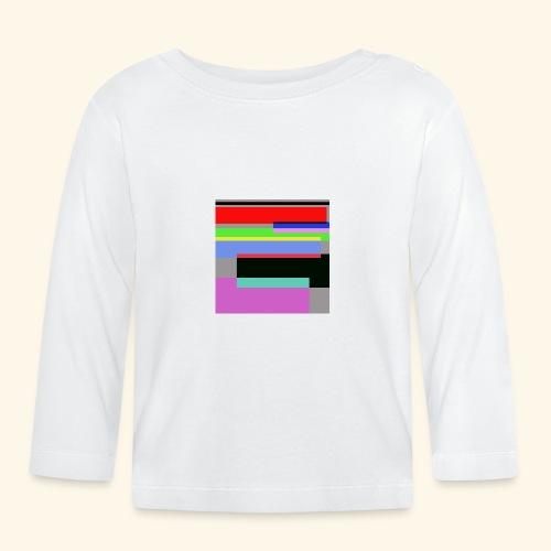 Artistico27 - Maglietta a manica lunga per bambini