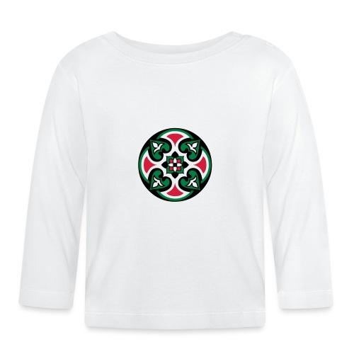 Mandala 4 - Baby Langarmshirt
