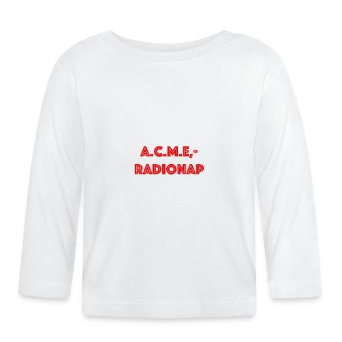 acmeradionaprot - Baby Langarmshirt
