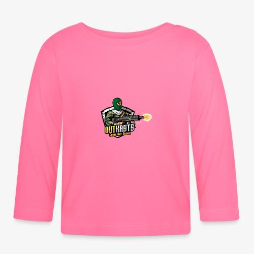 OutKasts [OKT] Logo 1 - Baby Long Sleeve T-Shirt