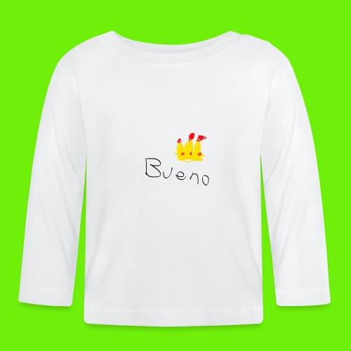 King Bueno Classic Merch - Baby Long Sleeve T-Shirt