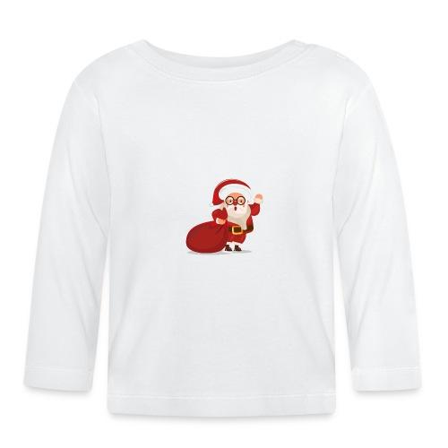 Christmas 02 - T-shirt manches longues Bébé