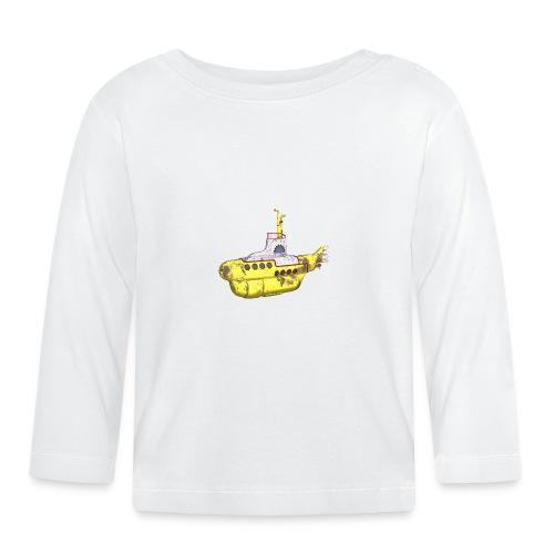 Yellow Submarine - Camiseta manga larga bebé