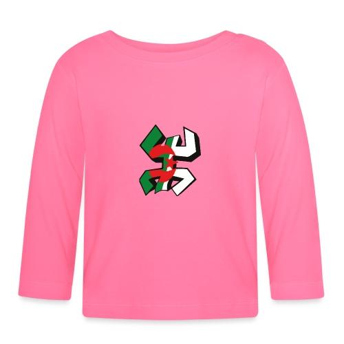 algérien - T-shirt manches longues Bébé