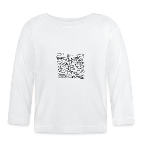 winters bos - T-shirt manches longues Bébé