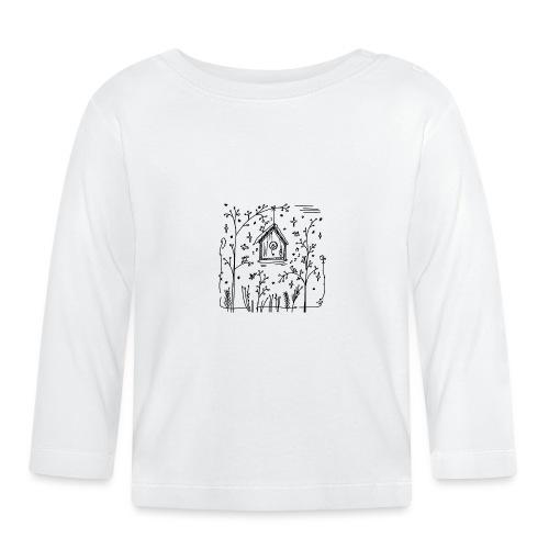 Vogelhuisje - T-shirt manches longues Bébé
