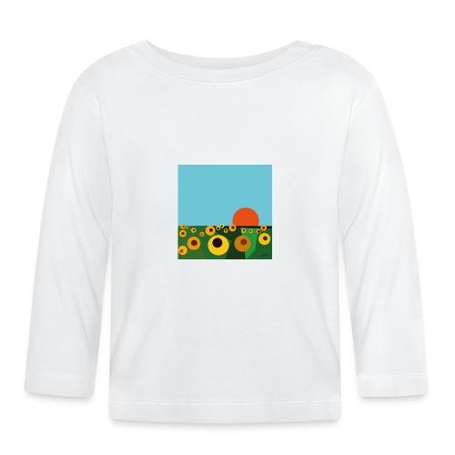 Tournesol - T-shirt manches longues Bébé