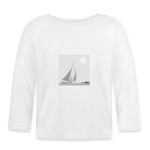 sailing ship - Baby Long Sleeve T-Shirt