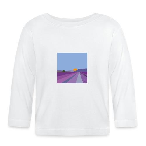 Lavande - T-shirt manches longues Bébé