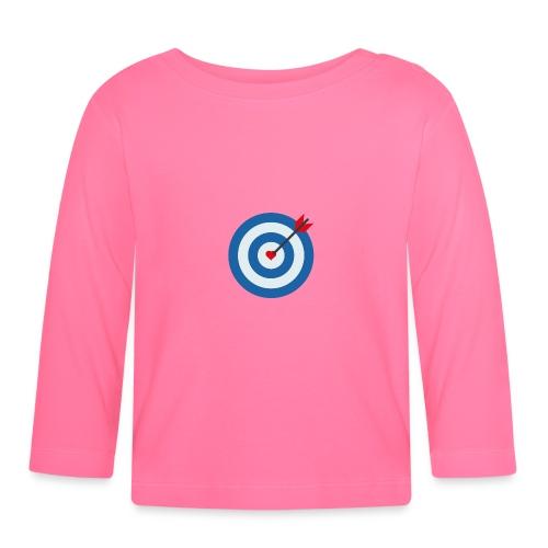 LOVE TARGET - Baby Long Sleeve T-Shirt