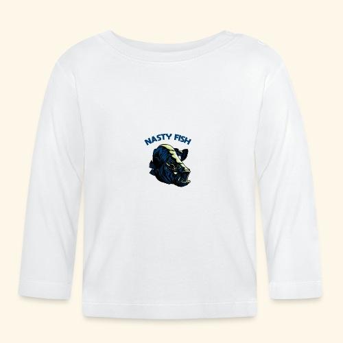 Poissons méchants - Barramundi - T-shirt manches longues Bébé