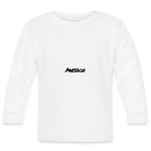Immnotacat main design - Långärmad T-shirt baby