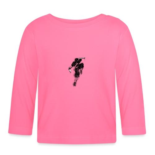 ninja - Maglietta a manica lunga per bambini