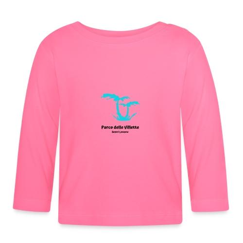 LOGO PARCO DELLE VILLETTE - Maglietta a manica lunga per bambini