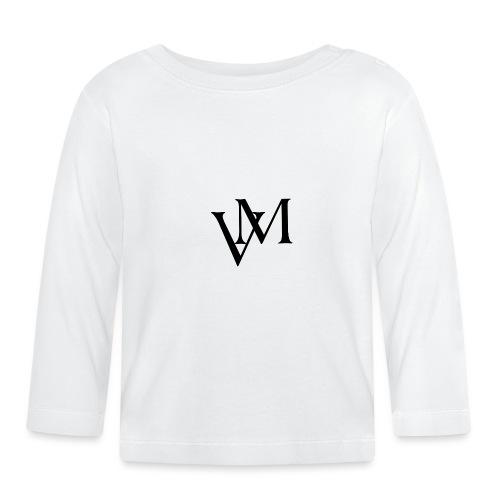 Lettere VM - Maglietta a manica lunga per bambini