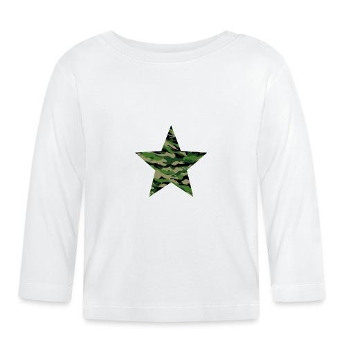 CamouflageStern - Baby Langarmshirt