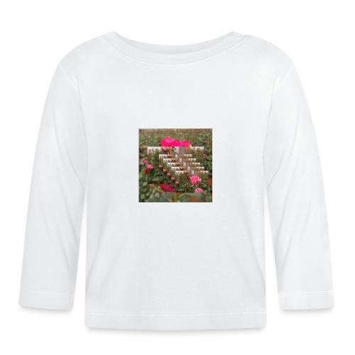 reste sig - Långärmad T-shirt baby