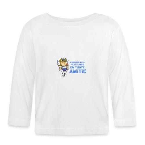 Hyôga - En toute Amitié - T-shirt manches longues Bébé