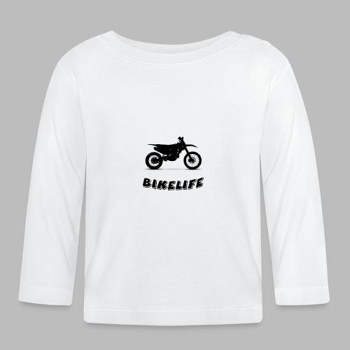 Bikelife - Långärmad T-shirt baby