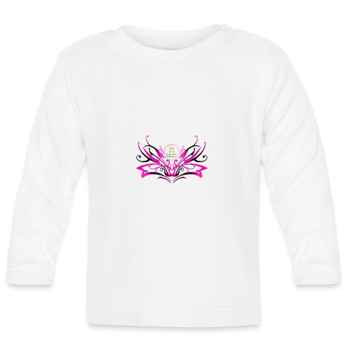 ButterFly MaitriYoga - T-shirt manches longues Bébé