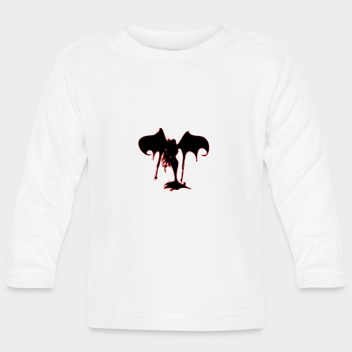 DEMONIA - Camiseta manga larga bebé
