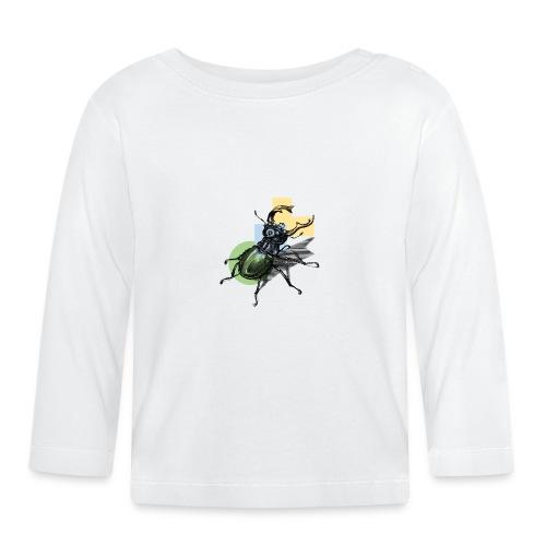 BattleBeetle - T-shirt manches longues Bébé