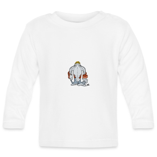 Woodyfant - Långärmad T-shirt baby