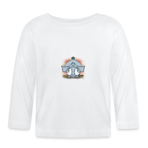Duckofant - Långärmad T-shirt baby