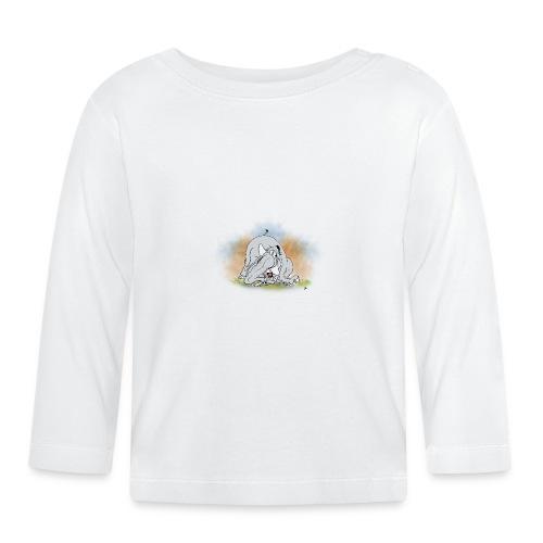 Vigofant - Långärmad T-shirt baby