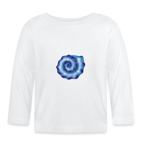 Galaktische Spiralenmuschel! - Baby Langarmshirt