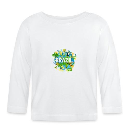Encontro Brasil - Baby Long Sleeve T-Shirt