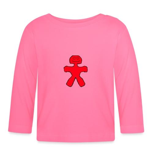 Blackie - Langærmet babyshirt