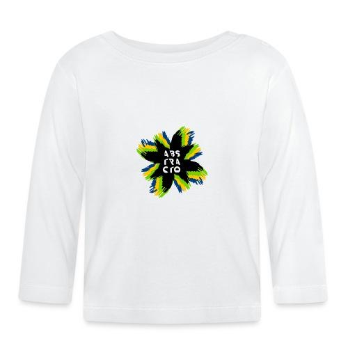 Arte Abstracto - Camiseta manga larga bebé
