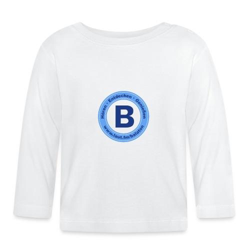 Webradio Balaton - Baby Langarmshirt