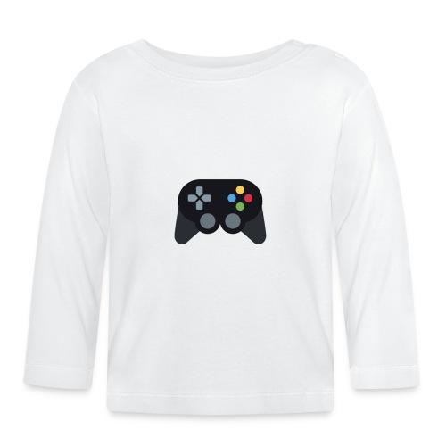Spil Til Dig Controller Kollektionen - Langærmet babyshirt