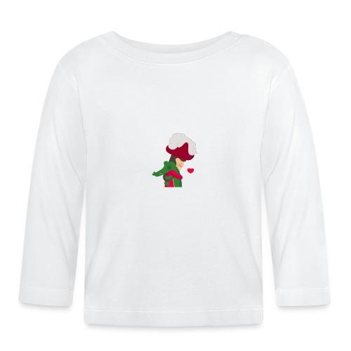 Abbracciccio-03 - Maglietta a manica lunga per bambini