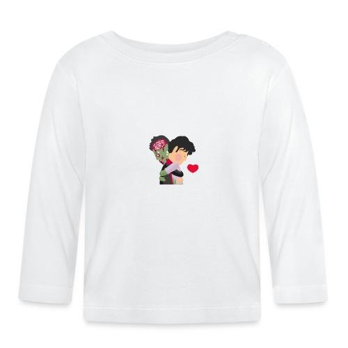 Abbracciccio-05 - Maglietta a manica lunga per bambini